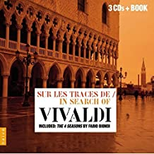 In Search Of Vivaldi (3CDs plus Book) by Sara Mingardo (2014-11-25)