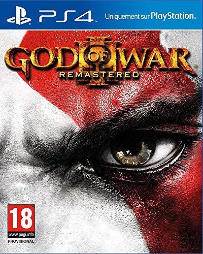 God of War III Remastered [Französische Import]