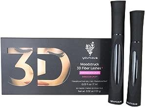 Younique Moodstruck 3D Fiber Lashes Plus Fortified with Uplift Plus Enrichi EN Uplift