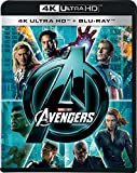 アベンジャーズ 4K UHD [4K ULTRA HD + Blu-ray]