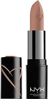 NYX PROFESSIONAL MAKEUP Shout Loud Satin Lipstick - A La Mode