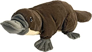 Wild Republic Platypus Plush, Stuffed Animal, Plush Toy, Kids Gifts, Cuddlekins, 12 Inches