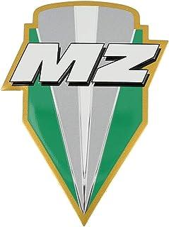 FEZ Plakette   MZ Logo, aus Aluminium