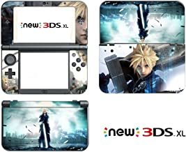 final fantasy 3ds xl skin