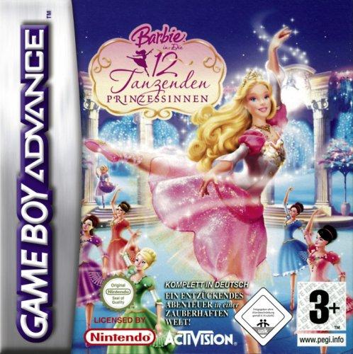 Barbie und die 12 tanzenden Prinzessinnen [Software Pyramide]