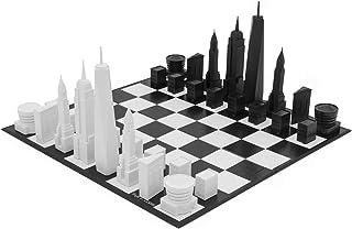 Chess Skyline The New York Chess Set