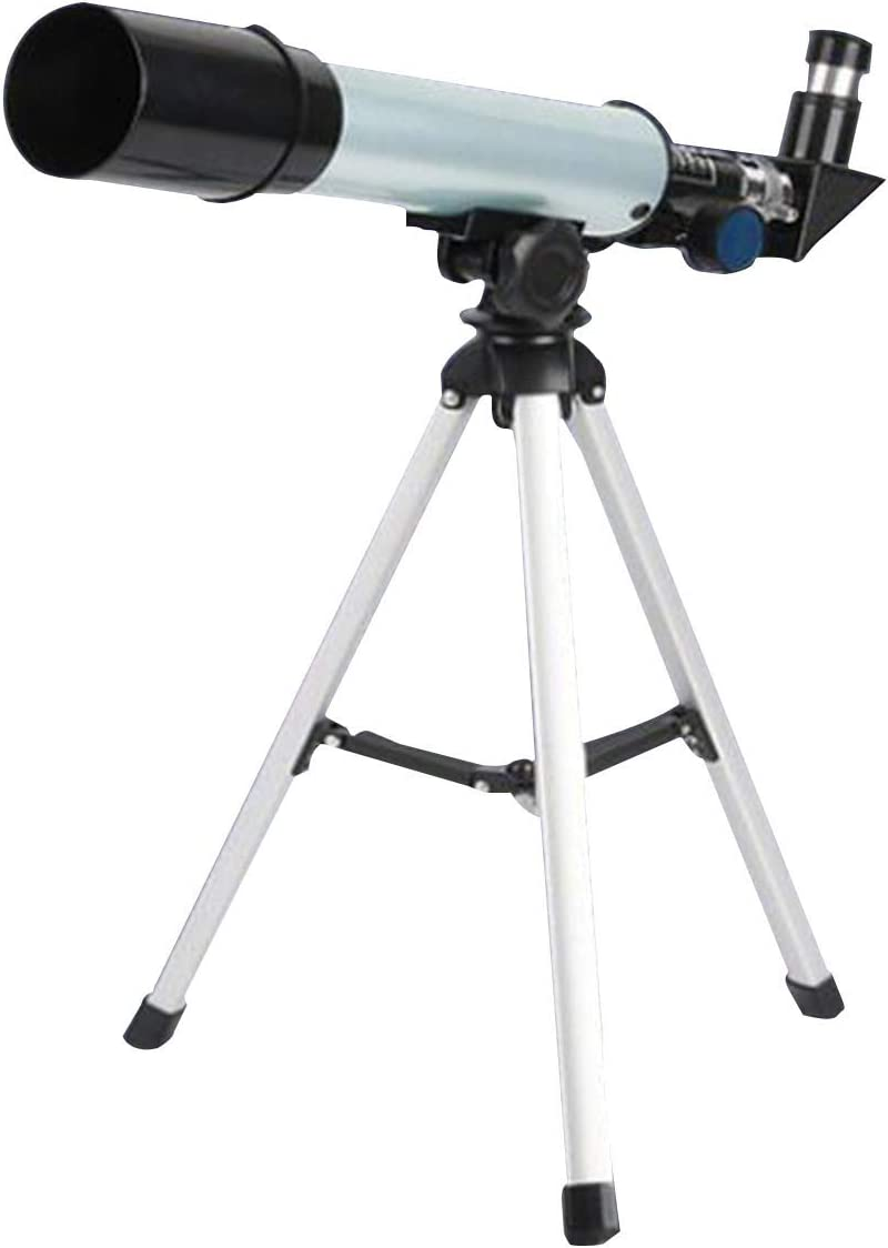 High Definition Vision for Professional Stargazing Astronomy Telescope for Kids Adults Beginners 50mm HD Monocular Astronomical Refractor Telescope with Tripod /& 3 Eyepieces F36050