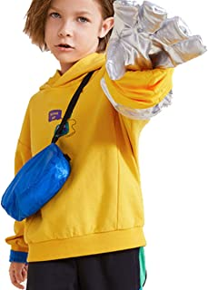 PIQIDIG Hoodies for Boys Outdoor Recreation Shirts - Youth Athletic Tops Sun Protection UPF 50+