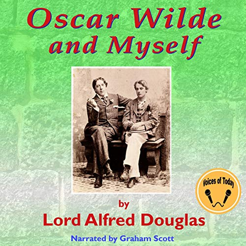 Oscar Wilde and Myself audiobook cover art