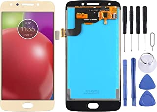 Mobile Phones Communication Accessories LCD Screen and Digitizer Full Assembly for Motorola Moto E4 XT1763 (Brazil Version...
