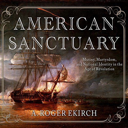 American Sanctuary audiobook cover art