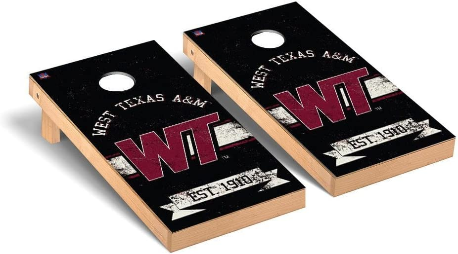 Fees free Victory Tailgate West Texas Topics on TV AM Regulation Buffaloes Ga Cornhole