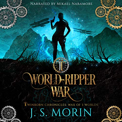 World-Ripper War cover art