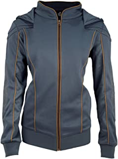 Assassin's Creed Movie Maria Hoodie Women Official Ubisoft Collection (Large, Blue)