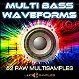 Multi Bass Waveforms - 52 Bass & Synth Multi Samples, SF2, SXT   SXT Patches   Download