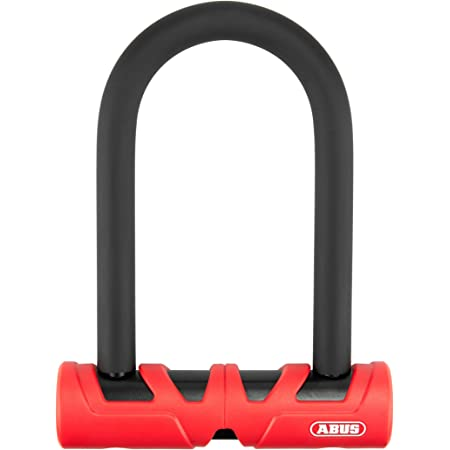 ABUS Ultimate 420 Bicycle U Lock w//Cobra Cable 14mm x 9in Shackle