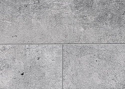 MUSTER NEO VARIO Fliese Kalkputz grau PVC-frei 3 mm