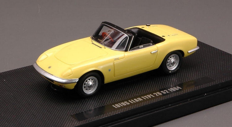oferta especial Ebbro Ebbro Ebbro EB44164 LUTUS Elan S2 1964 amarillo 1 43 MODELLINO Die Cast Model Compatible con  disfrutando de sus compras