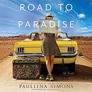 Road to Paradise audiobook cover art