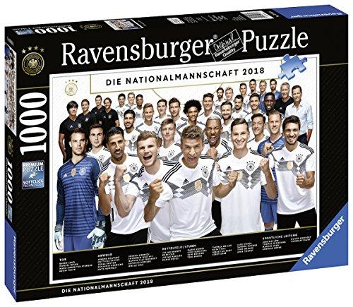 Ravensburger 19856 Weltmeisterschaft 2018, Klassische Puzzle