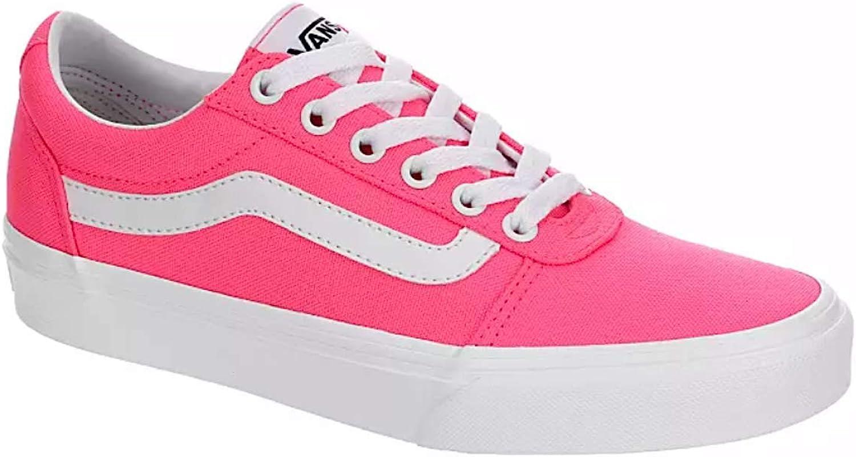 Van Unisex Ward Sneaker Pink