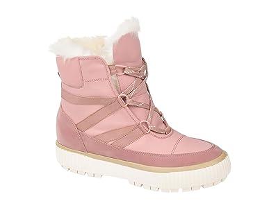 Journee Collection Comfort Foamtm Slope Winter Boot (Blush) Women