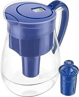 Brita Monterey Pitcher Blue With LongLast Filter