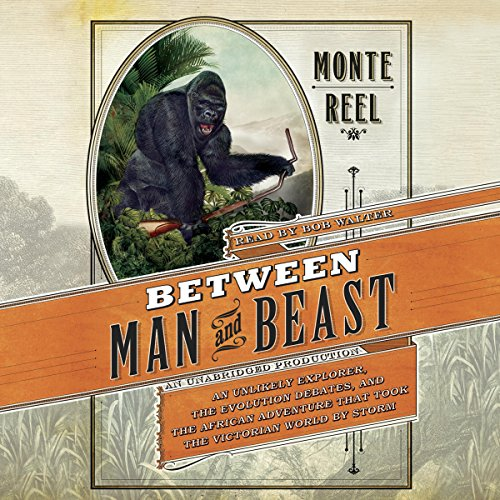 Between Man and Beast audiobook cover art