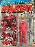 Marvel Super Heroes Daredevil 5' Action Figure (1990 ToyBiz)