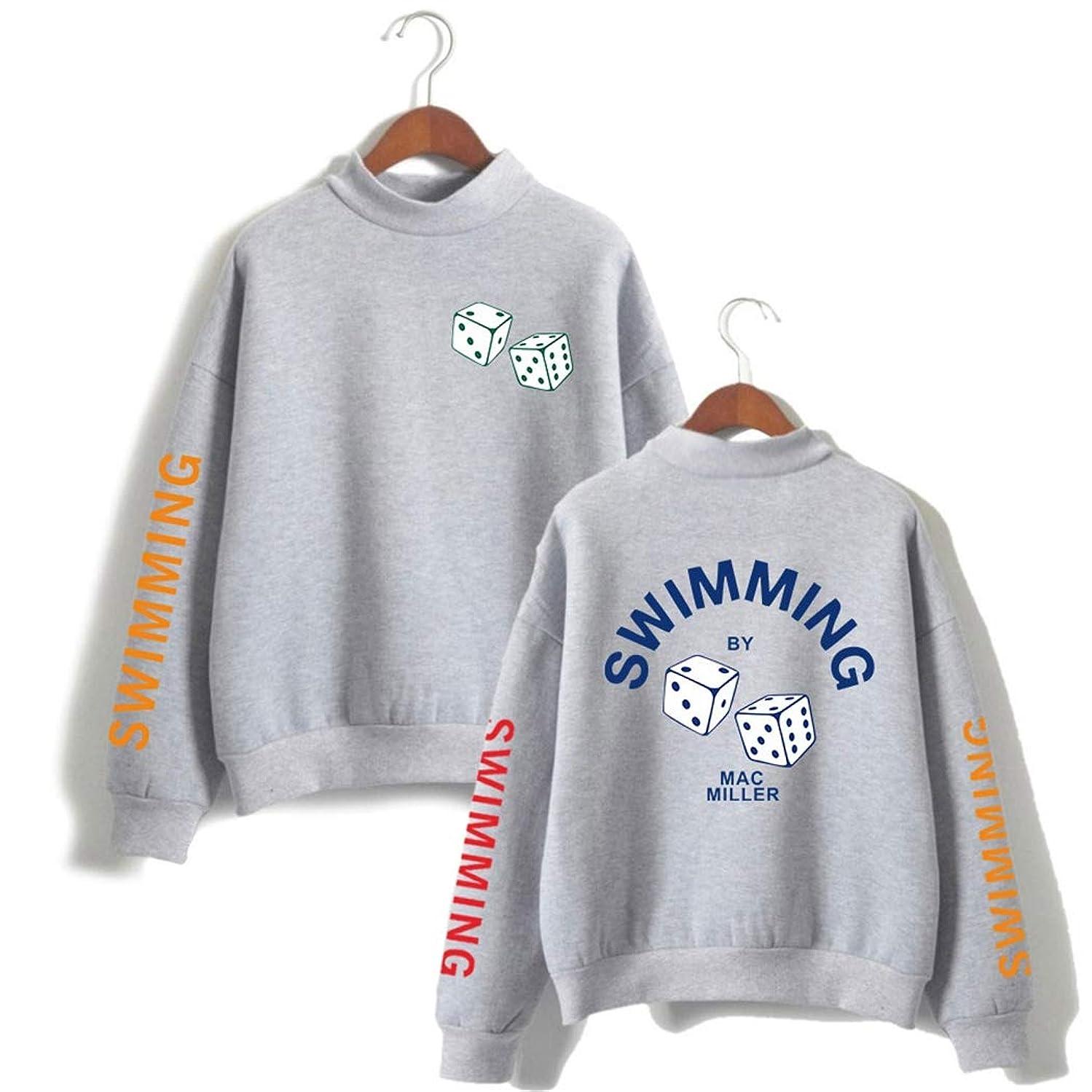 Zipong Hoodies Sweatshirt Men Women Album Print Pullovers Men Hoodies Cool Clothes L Gray