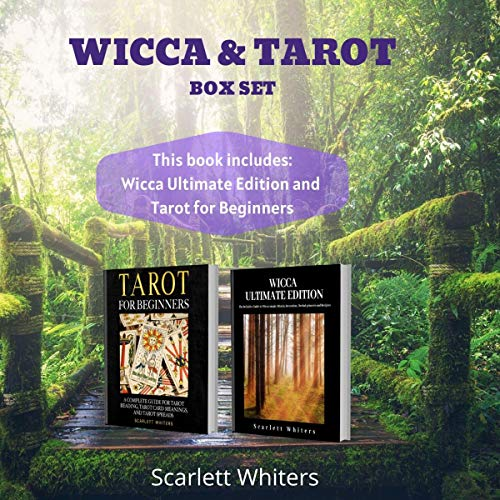 Wicca & Tarot Box Set cover art