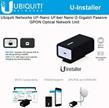 Ubiquiti Networks U-Installer 24V PoE and 1000mAh Internal Battery Pack/U-Installer /