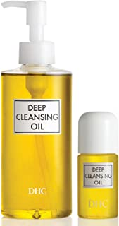 dhc deep cleansing oil vs pore cleansing oil