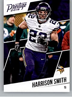 Minnesota Vikings 2018 Panini Donruss # 182 Mint Harrison Smith Football Card