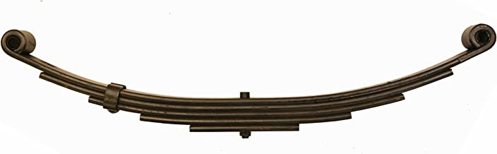 LIBRA New Trailer Leaf Spring-5 Leaf Double Eye 3000lbs for 6000 Lbs Axle - 20025