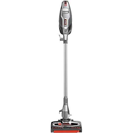Shark HV382 Rocket DuoClean Ultra-Light Corded (Non-Cordless) Bagless Carpet and Hard Floor with Hand Vacuum, Charcoal