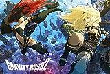 Gravity Rush 2 - Key Art - Games Maxi Poster Druck Poster -