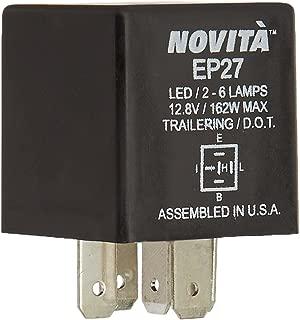 Best novita flasher wiring Reviews
