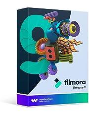 Wondershare Filmora9 (Win版) 動画編集ソフト 永久ライセンス ワンダーシェアー