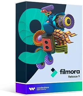 Wondershare Filmora9 (Win版) 動画編集ソフト 永久ライセンス パッケージ版|ワンダーシェアー