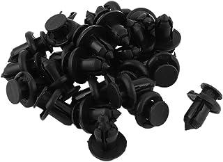 Sujetadores de parachoques de coche - SODIAL(R)Clip remaches de puerta guardabarros parachoques de coche embebido de plast...