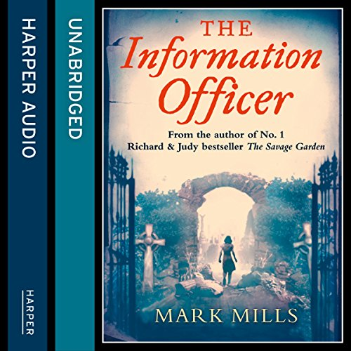The Information Officer audiobook cover art