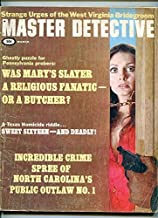 MASTER DETECTIVE-03/1969-SLAYERS-BUTCHER-CRIME SPREE-STAB-DEATH HOUSE VG