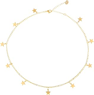 Best cute star necklace Reviews