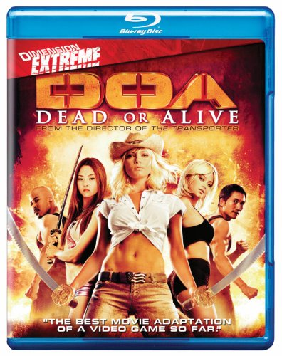 Doa Dead Or Alive Blu Ray Buy Online In Gambia Cinedigm