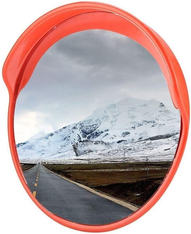 Cheap mail order sales LXTIN 2021 new Convex Road MirrorWide-Angle PC Mirror Mirro Safety