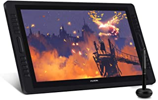 Drawing Monitor HUION KAMVAS Pro 22 Pen Tablet Display with Battery-Free Stylus and 8192 Pen