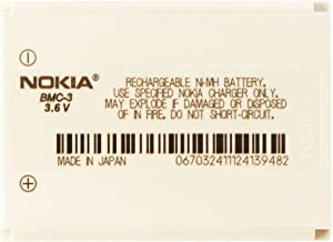 NOKIA BMC-3 Extended 900 mAh NiMH Battery (chrome)