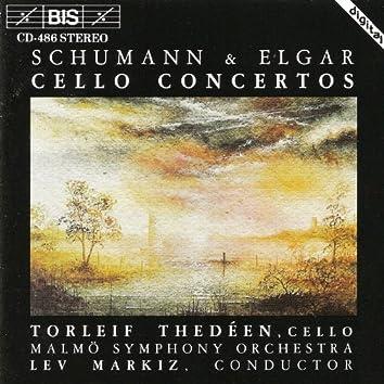 Schumann / Elgar: Cello Concertos