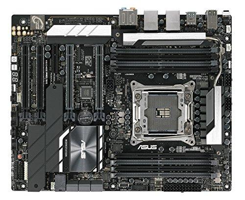 ASUS WS C422 PRO/SE LGA2066 ECC DDR4 M.2 U.2 ATX Motherboard for Intel Xeon W-Series Processors with SafeSlot